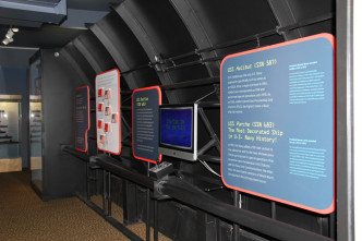 Submarine Museum - Concept: Experience Design, Details and Construction: Arthur J Stevens