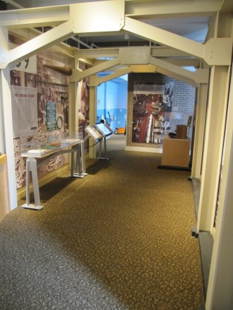 Submarine Museum, Puget Sound - Concept: Experience Design, Details and Construction: Arthur J Stevens