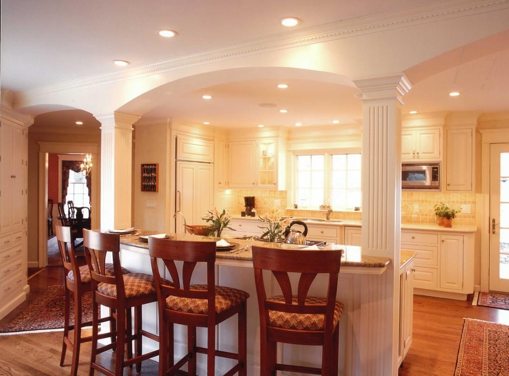 Kitchen Remodel - Concept: Experience Design, Details and Construction: Arthur J Stevens, Design