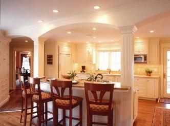 Kitchen Remodel - Details and Construction: Arthur J Stevens, Design
